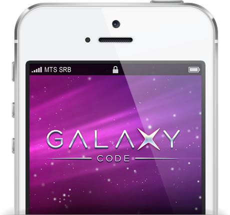 Galaxy Code Brend